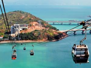 Lantau Island With Ngong Ping 360 Cable Car Tour Packages
