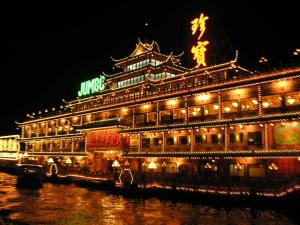 Hong Kong Sunset Cruise Tour Plus Dinner At The Jumbo Floating Restaurant Packages