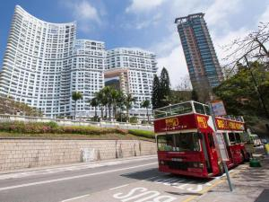 Big Bus Hop On Hop Off Tour Of Hong Kong Packages
