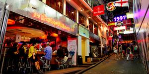 Lan Kwai Fong Tour Packages